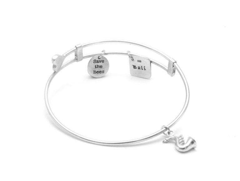 Music Charm Life Journey Bracelet